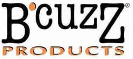 B'cuzz hydroponics nutrient range logo, by Atami.